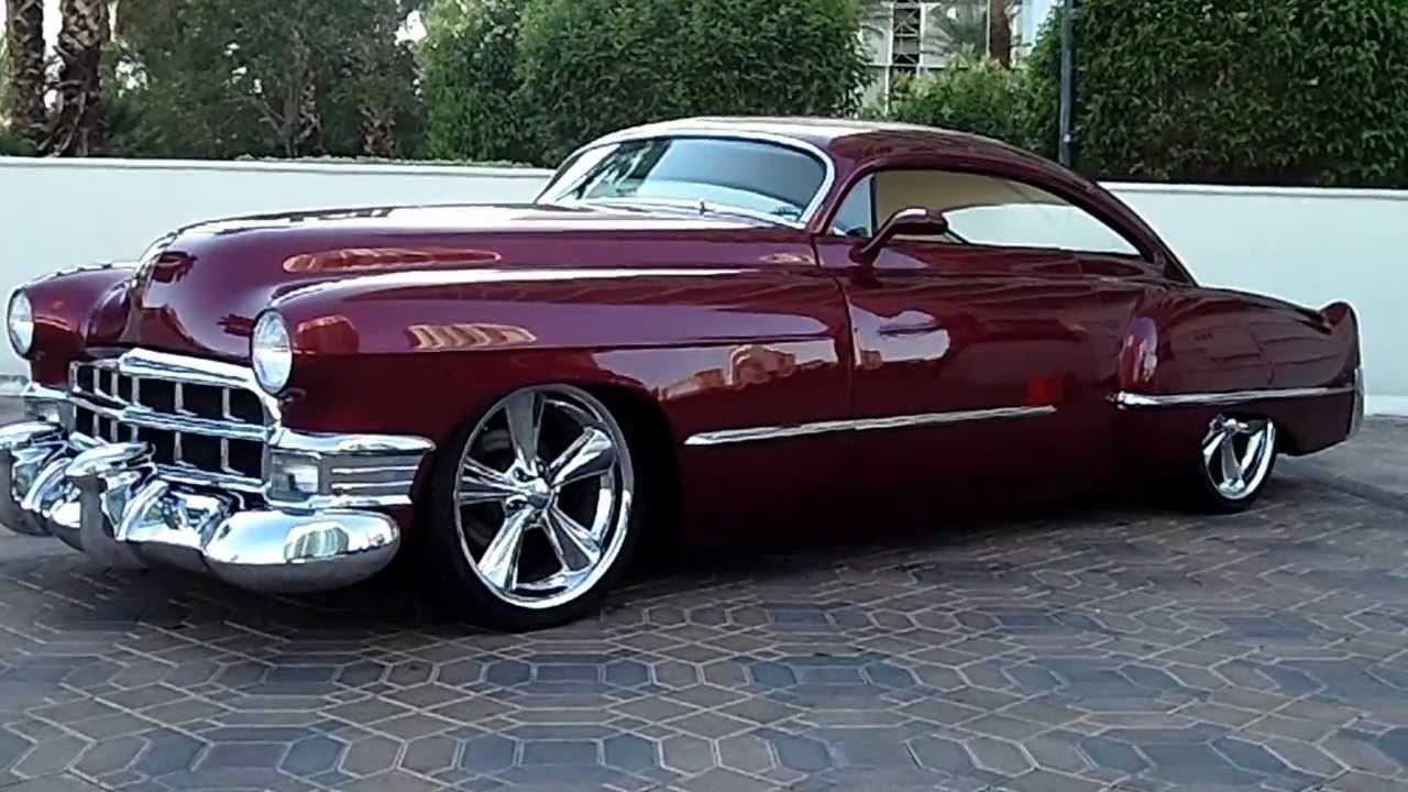 1949 Cadillac Coupe Inside Celebrity Cars Las Vegas