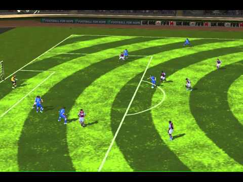 FIFA 14 iPhone/iPad - ANUNAKIS FC vs. A. Villa