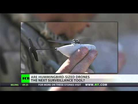 Hummingbird-sized drones may be the Army's next big thing