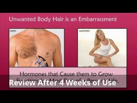 ❤ No No Hair Removal Review After 4 Weeks of Use ♥