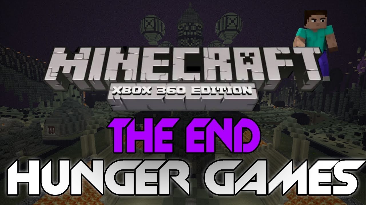Xbox 360 Hunger Games : Minecraft xbox the hunger games quot end w