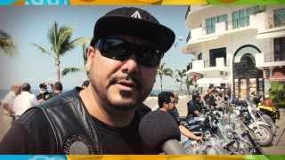 Recibirá Puerto Vallarta la '4ta Concentración Internacional de Motociclistas'