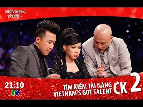 [FULL HD] - Vietnam's Got Talent 2016 - CHUNG KẾT 2 - TẬP 17 (06/05/2016)