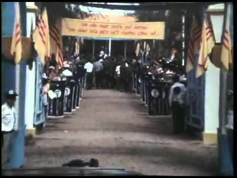 Mỹ Tho xưa _ Quận Chợ Gạo và TT NVT ( phim tài liệu xưa)