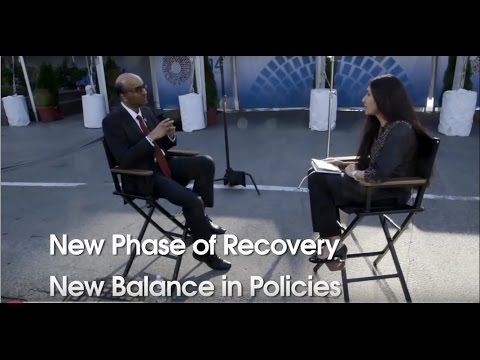 New Phase of Recovery, New Balance in Policies, says Tharman
