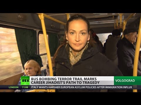 Terror Trail: RT charts Volgograd bus bombing route