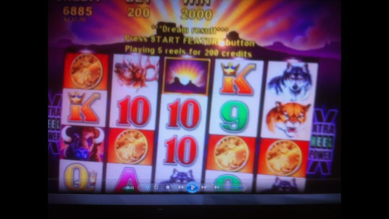 buffalo penny slot machine