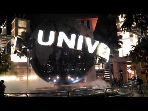 Universal Studios Singapore Globe - A Life In Video 56