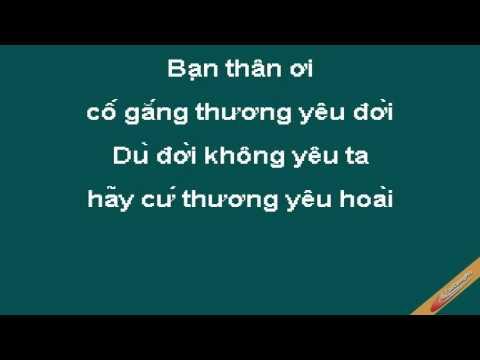 Yêu Người Và Yêu Đời Karaoke - Elvis Phương - CaoCuongPro