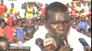 Lutte | Open Press Malick Niang