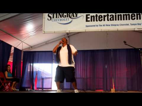 Sharon's Strawberry Festival Performance