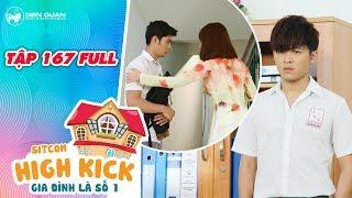 Gia đình là số 1 sitcom | Tập 167 full: Đức Mẫn ganh tị khi Diệu Hiền quan tâm Đan Vũ hơn mình
