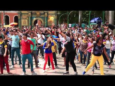 Flash Mob da Conferência RUG 2013 - O Som da Liberdade