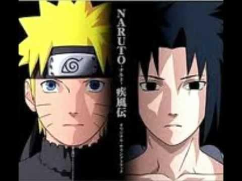 Naruto shippuden road to ninja THEME SONG!!!