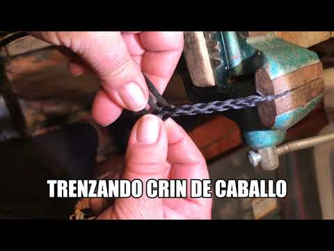 Video Trenzando crin Autor: Imgagen Miniatura Youtube