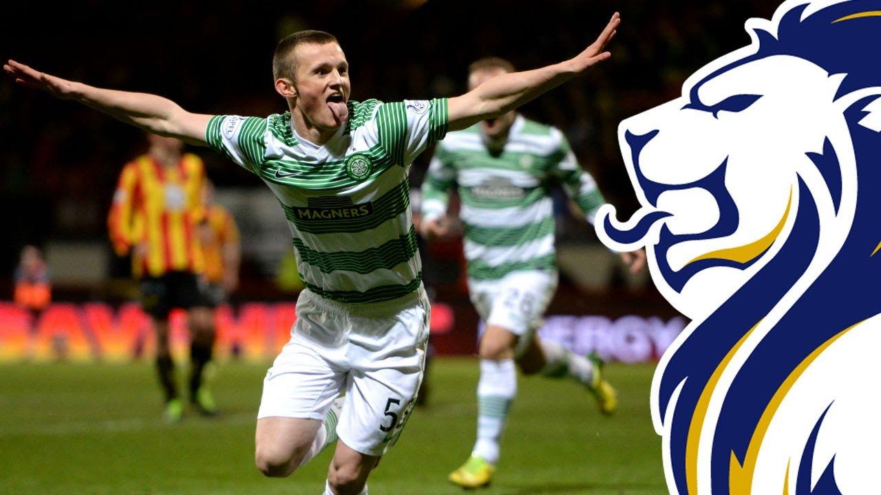 Partick Thistle 1-5 Celtic FC
