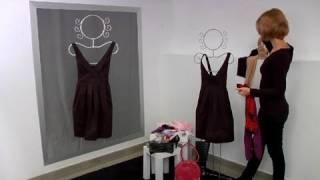 Como reciclar un vestido usado