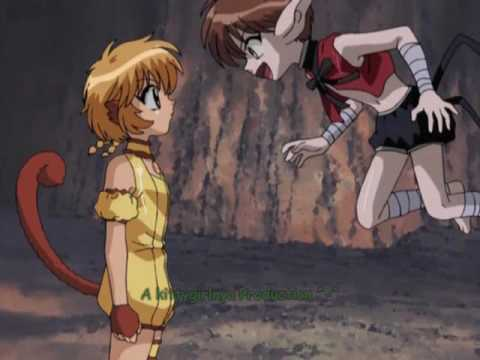 Tokyo Mew Mew ~Pudding and Taruto~ BEST FRIENDS!