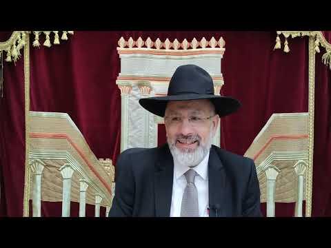 Parashat Nitsavim On sera tous vivant pour Roch Achana Yom ouledette sameah pour Daniel Coltof pour 120 ans de bonheur