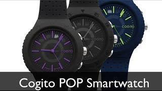 Unboxing Smartwatch Cogito POP Análisis Reloj