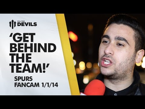 """Get Behind The Team!"" 