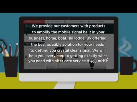 Leading Mobile Signal Booster Provider in South Africa