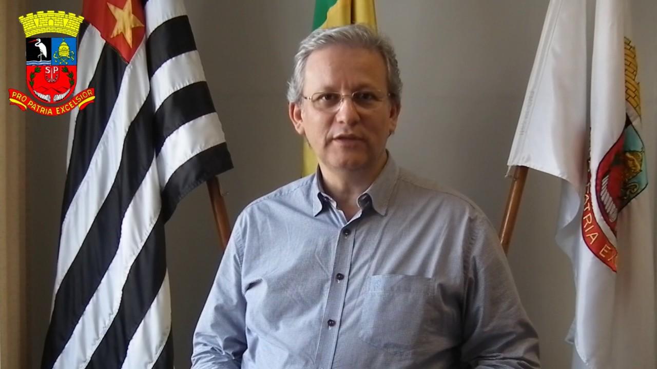 Mensagem do prefeito de Garça, João Carlos dos Santos, no Dia Internacional da Mulher