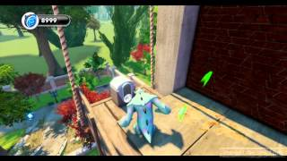 Disney Infinity Sulley Chest Locations