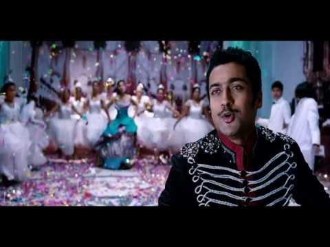 Harris Jayaraj Great CopyCat Aadhavan 2009 - Vaarayo Vaarayo Song Copy