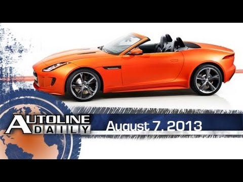 Exterior Design Walk-Around: 2014 Jaguar F-TYPE - Episode 1188