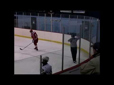 NCCS - Saranac Hockey 2-21-09