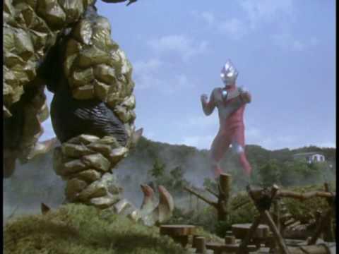 Ultraman Tiga vs. Goldras
