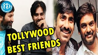 Best Friends Of Telugu Cinema - Friendship Day Special