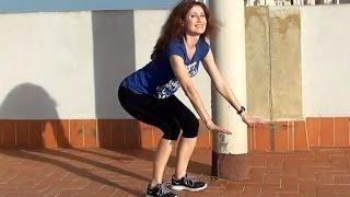 Gluteos y piernas - ejercicios