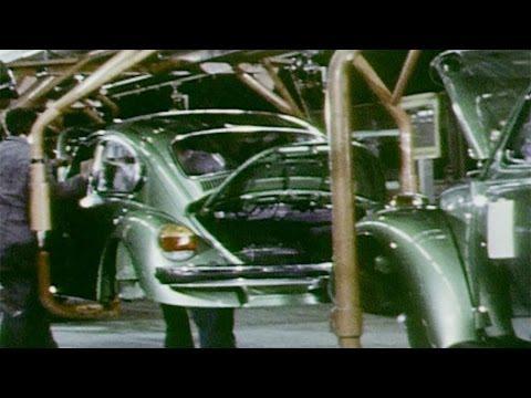 1973 Volkswagen Beetle PRODUCTION