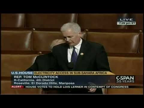 Rep. Tom McClintock: Time to End OPIC