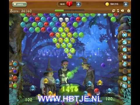Bubble Witch Saga level 79