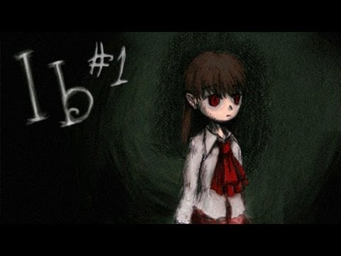 Ib - Part 1 (+Free Download) Lets Play Ib Walkthrough Playthrough