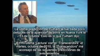 UFO Sightings Prediction Over Moscow And London
