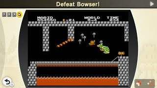 NES Remix 2 Super Mario Bros: The Lost Levels All 7