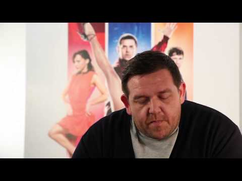 Nick Frost Answers Your Questions
