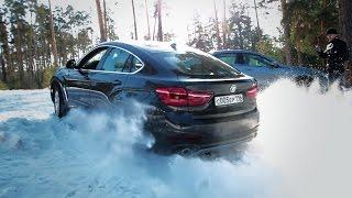 BMW X6 (2015) Тест-драйв
