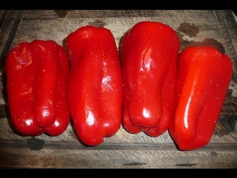 Juicing  How To Juice Red Bell Peppers  Antioxidants  Flavonoids Phytonutrients Healthy Hair &  Skin
