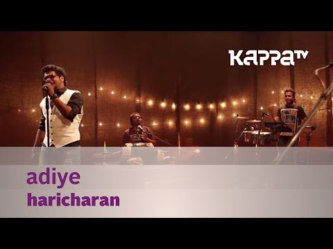 Adiye - Haricharan w.  Bennet & the band - Music Mojo Kappa TV