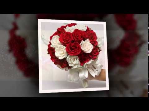 Hoa cưới- Bộ sưu tập hoa hồng cưới đẹp- Hoa Tươi Tây Đô