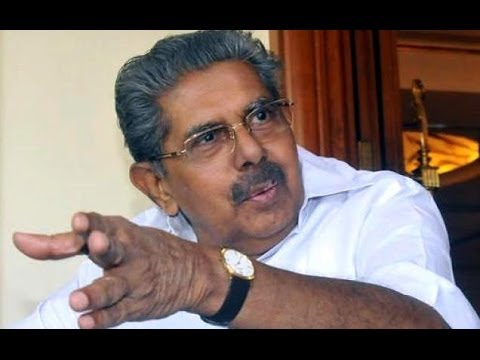 BJP responsible for scams in India: Vayalar Ravi Congress Union Minister