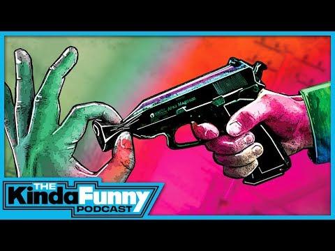 Gun Violence in 2019 - Kinda Funny Podcast (Ep. 30)