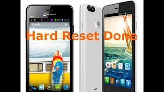 How To Hard Reset Micromax A069 Bypass Pattern Lock