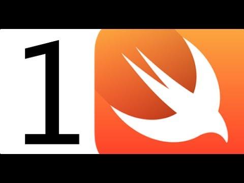 Swift Programming Language Part 1