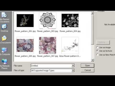 Hướng dẫn sử dụng Sketchup, phần 3: Sơn chất liệu bằng hình ảnh lên bề mặt cong